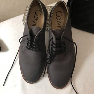Men's Calvin Klein shoes